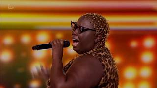 Download Lagu The X Factor UK 2018 Burgandy Williams Auditions Full Clip S15E04 Gratis STAFABAND