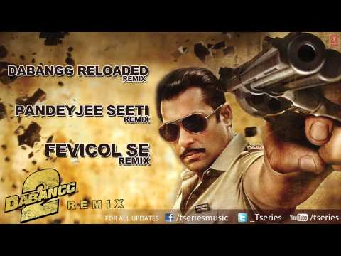 Dabanng 2 Full Songs Remix (Jukebox) | Salman Khan Sonakshi...