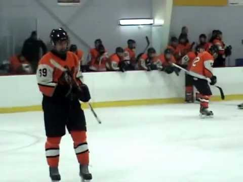 Cape Breton West Islanders-Valley Wildcats Game 6-Lambke Goal March 7 2013