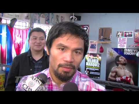 0 - Boxing: Leaving LA: Pacquiao's Wild Card Farewell - Boxing and Boxers