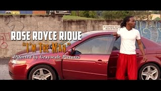 Rose Royce Rique - Im the Man | shot by @Grayscalepics