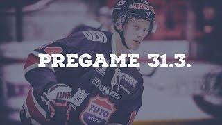 PreGame 31.3.