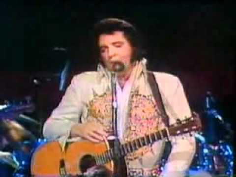 Vdeo indito do ltimo show de Elvis Presley