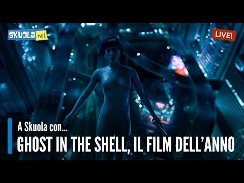 Curioso di vedere ìGost in the Shellì? Guarda la nostra puntata!