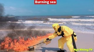 Ngộ Không TV - Đốt Cháy Biển Đông Hải Long Cung Cướp Gậy Như Ý Và Cái Kết - Tập 4