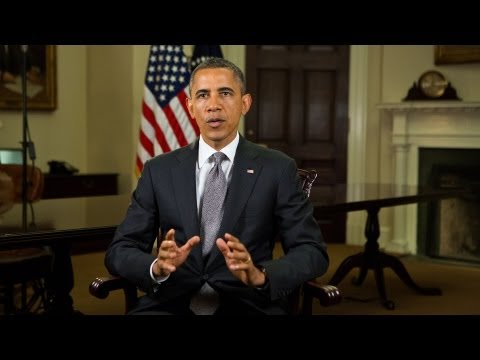Weekly Address: Remembering the Victims of the Aurora, Colorado Shooting