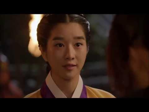 [The Night Watchman] 야경꾼일지 - Seo Ye Ji slap a Ko Sung Hee(Do-ha)'s face(?) 서예지 도하 뺨 때리다(?) 20141013