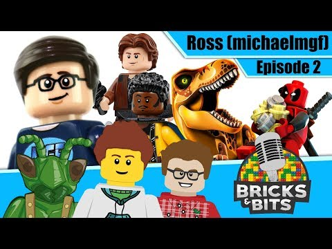 michaelmgf on Custom LEGO Minifigures, SOLO and Deadpool 2 Discussion! - Bricks & Bits #2