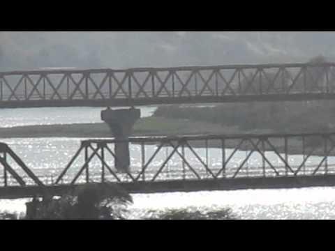 Río Chira Sullana Piura Perú