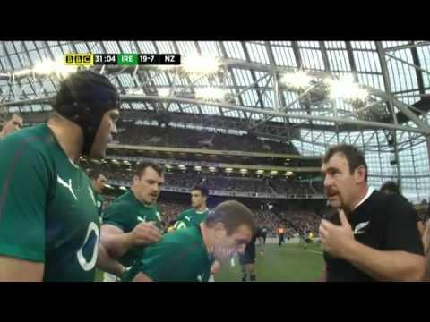2013 - Irlanda vs All Blacks - Test Match