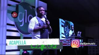ACAPELLA LATEST COMEDY PERFORMANCE, LAGOS