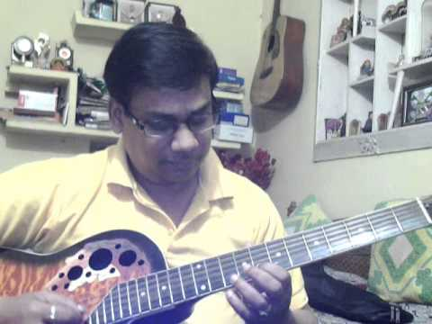 Maine Dil Se Kaha Dhoond Laana Khushi Solo On Guitar video