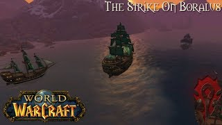 World of Warcraft (Longplay/Lore) - 456: The Strike On Boralus (Battle for Azeroth)