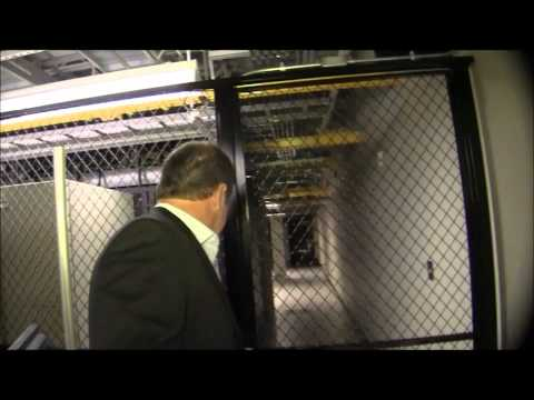 The Data Center Marketplace Tour of Fortress Colocation Part 3 08182011