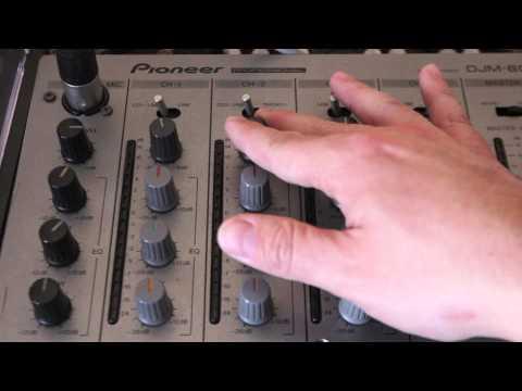 Aprende a Mezclar y Utilizar la Mesa del DJ Parte 1