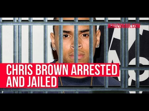 Chris Brown Kicked out of Rehab and Arrested !!! Violated Probation Chris Brown