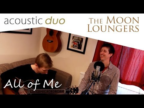 The Moon Loungers - All Of Me