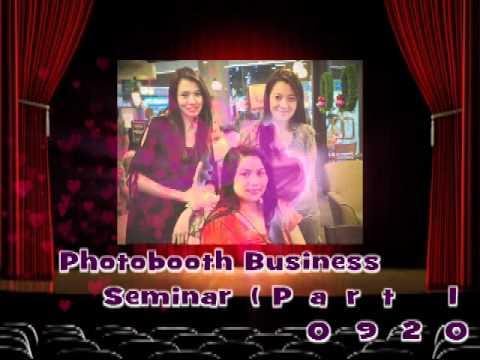 happyfacebooth tutorial 1 PHOTOBOOTH BUSINESS SEMINAR - PHOTOBOOTH TUTORIAL.wmv