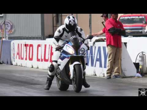 S1000RR 1/4 Mile Drag Racing