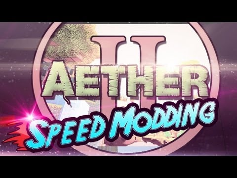 ★ SPEED MODDING ★ Minecraft 1.5.2 / 1.5.1: Aether 2 Mod Installation in 129 Sekunden! - [Ather mod]