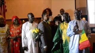 Pape Diouf fait la fierté du Sénégal à Philadelphie