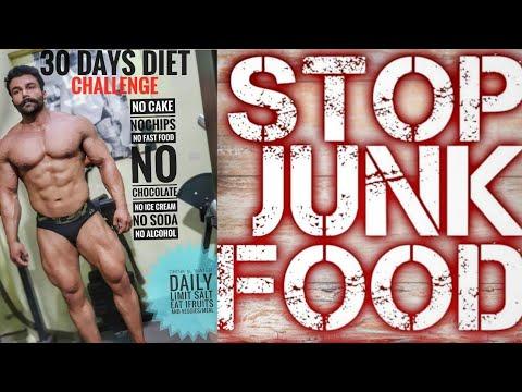 trending 30 days diet challenge