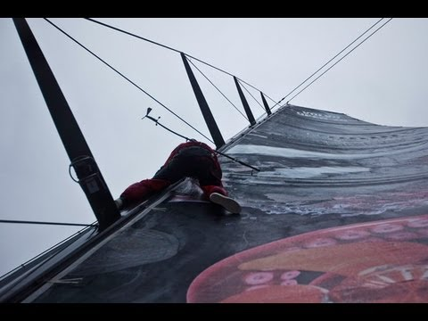 Broke 'n' Dreams - Volvo Ocean Race 2011-12