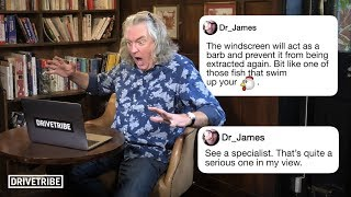 James May answers some more of the internet's questions