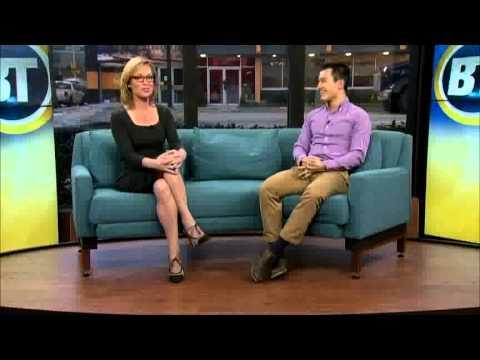 BT Vancouver: Jody Talks With Figure Skater Patrick Chan