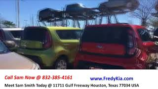 Auto Sale, Cars, Trucks, SUV, Vehicles, For Sale, Fredy Kia, Call Sam Now @ 832-385-4161