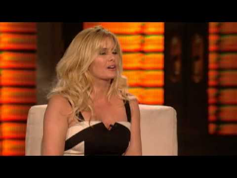 Lopez Tonight Nicole Eggert 3/1/10 Video