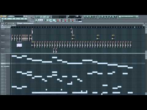 Beat De Reggaeton 19 Romantic Style Fl Studio Preview [instrumental] 2011 video