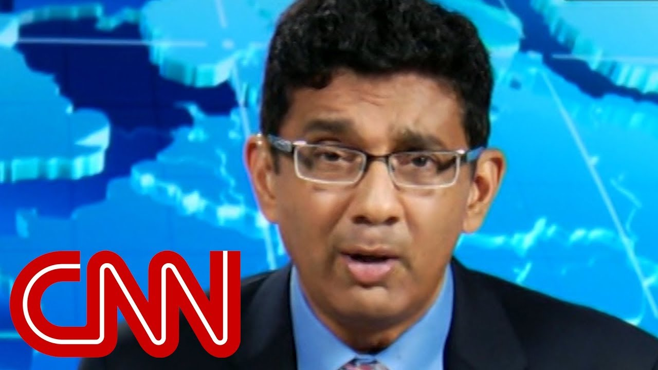 Dinesh D'Souza: I was targeted by President Obama