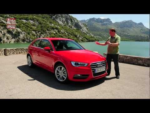 Audi Sline1tfsi on All 2012 Audi A3 1 4 Tfsi Autobahn Test Full