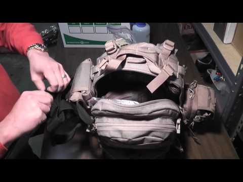 Maxpedition Condor II Backpack - EDC Car Bag