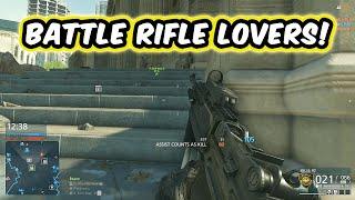 FOR THE BATTLE RIFLE LOVERS! - Battlefield Hardline