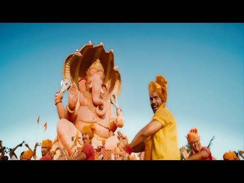 Bappa Moraya Feat Dharmesh Sir  - Angarki Marathi Movie Song