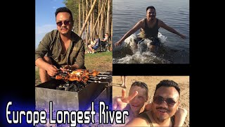 Europe longest River mapanda YEN yairga chaba |barbecue|saslik|entertainer&education|watch last part