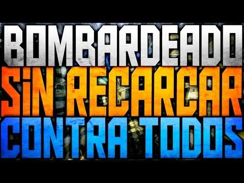 Bombardeado SIN RECARGAR+Sin Letales - WORLD FIRST || Daviidd97HD