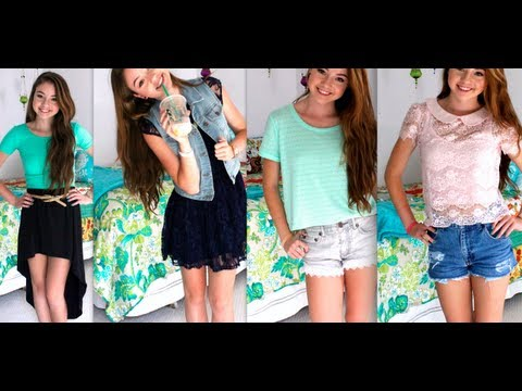 Back-to-school: Outfits of the Week!