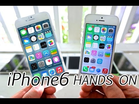 iPhone 6 Leak Hands On Preview