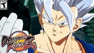 MASTERED ULTRA INSTINCT VEGITO | Dragon Ball FighterZ Mod [PC - HD]