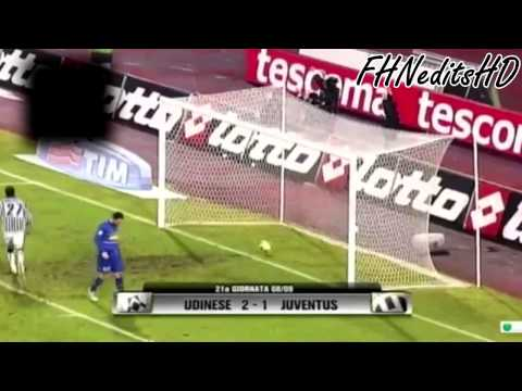 Antonio Di Natale - Top 20 goals HD