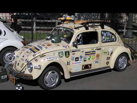 World VW Beetle Day - Dia Mundial do Fusca 2010 em Curitiba Video