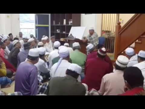 Ceramah Makrifatullah Tuan Guru Hj  Shaari di Sitiawan  - Perak