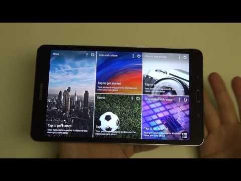 Samsung Galaxy Tab Pro 8.4 Update
