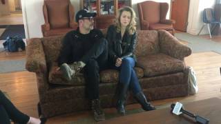 Jeffrey Dean Morgan and Hilarie Burton Help Renovate Astor