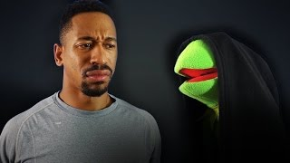 Evil Kermit in Real Life