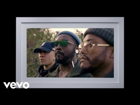 The Black Eyed Peas - VIBRATIONS pt.1 pt.2