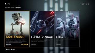 Haveing fun on star wars battle front 2